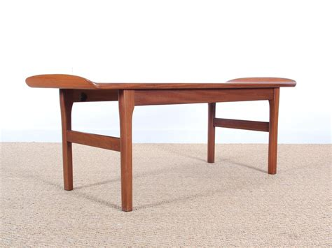 Scandinavian Coffee Table In Teak Galerie M 248 Bler Scandinavian Coffee Tables