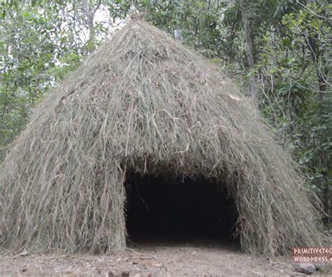 Grass Hut A Grass Hut
