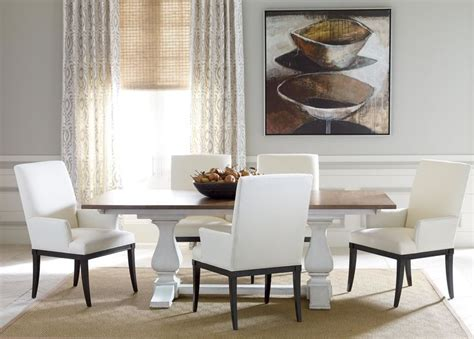 ryker dining table ethan allen 60 best dining options by ethan allen images on pinterest