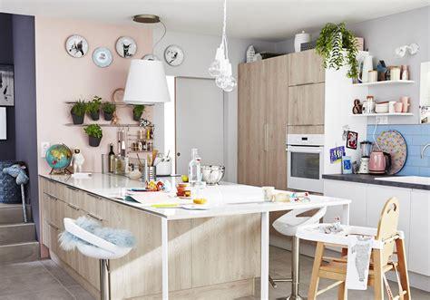 carrelage pour cr馘ence de cuisine idee deco carrelage mural cuisine maison design bahbe com