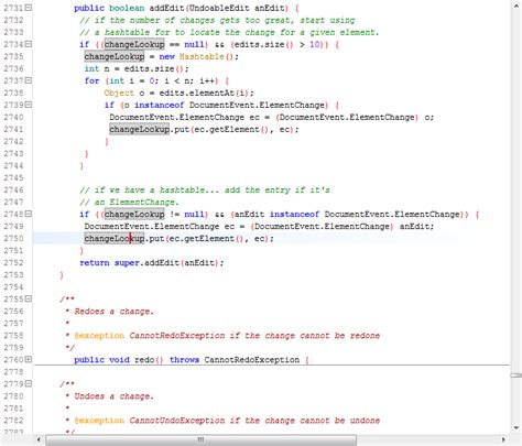 java swing text editor java swing text editor that color and highlight stack