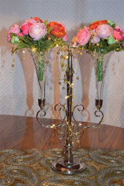 Rent Vases For Wedding Centerpiece by Wedding Artificial Flowers Centerpieces Rental Pics Of