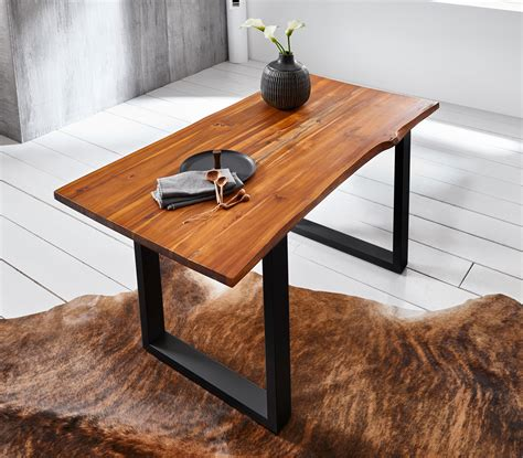 tisch baumkante esstisch mit baumkante beautiful tisch mit baumkante
