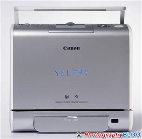 Printing Photos With Canon Selphy Es1 by Canon Selphy Es1 Photography