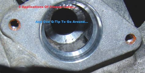 intake air control cleaning iac on 97 park avenue gm