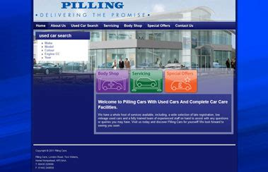 pilling volvo pilling web design and marketing by netflare of