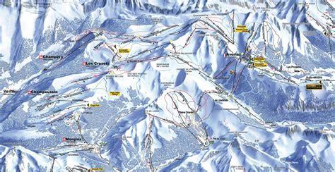 portes du soleil plan ch 233 ry la station de ski et ses webcams