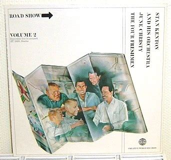 Us Records Index Volume 2 Stan Kenton June The Four Freshmen Road Show