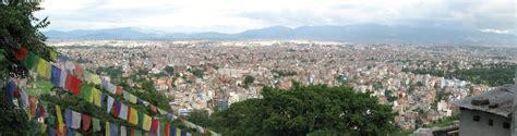Ktm Valley File Kathmandu Valley Panorama Jpg