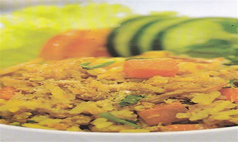 nasi goreng ebi resep masakan sehat