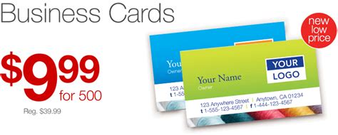 does staples make business cards staples business cards