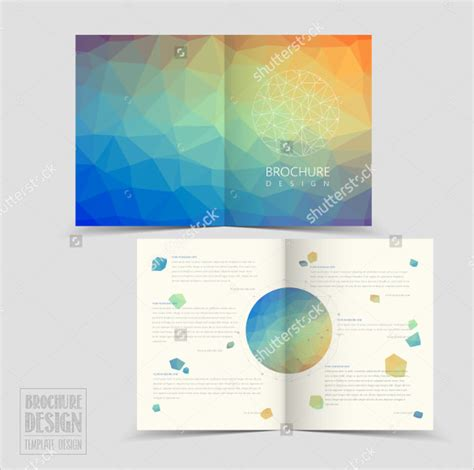 half fold brochure templates 25 download documents in