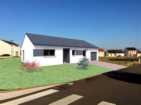 Idée Maison Plain Pied 3477 by Id 233 E Maison Plain Pied Maison Plain Pied Architecte