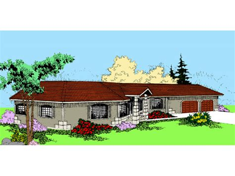 southwestern home designs annondale southwestern home plan 085d 0405 house plans