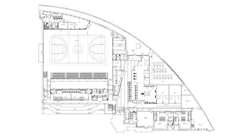stadium floor plan arm architecture wanangkura stadium australia