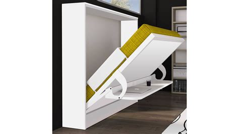 lit escamotable bureau lit escamotable et bureau int 233 gr 233 leandro en panneaux de