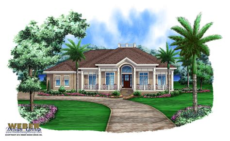golden florida style home plan 047d 0149 house plans