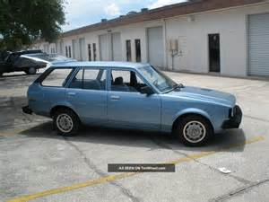 1980s Toyota 1980 Toyota Corolla Dlx Wagon 5 Door 1 8l