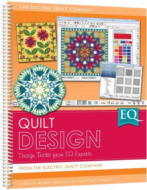 Eq7 Quilting Software by Eq With Me Quilt Design Products The Electric Quilt