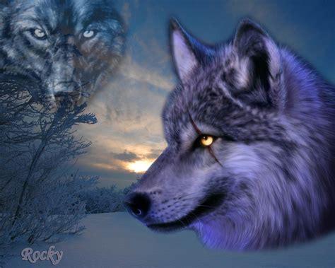 imagenes goticas de lobos papel de parede desenho de lobos wallpaper para download