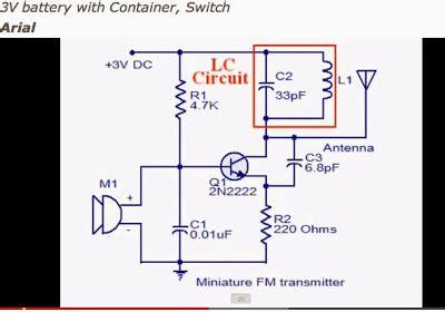 4 transistor fm transmitter big brain fm radio station notes part 24