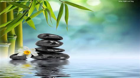 relaxing blue relaxing music zen garden sleep study background yoga