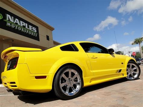 2006 ford mustang weight 2006 ford mustang saleen s281