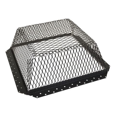 attic fan vent cover master flow 30 in x 30 in roof vent cover in black