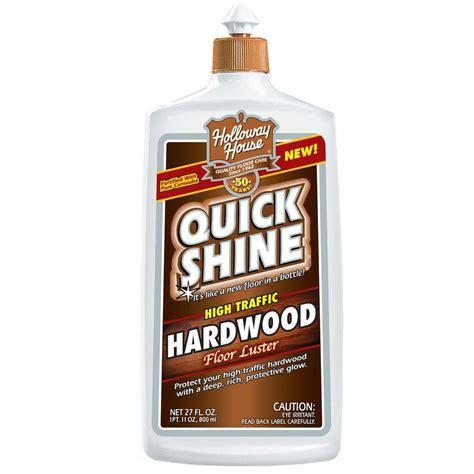 Hardwood Floor Luster shine 27 oz hardwood floor luster 77773 the home depot