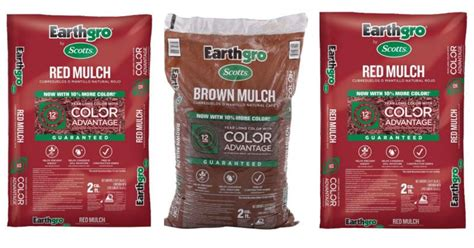 earthgro mulch gardening guide