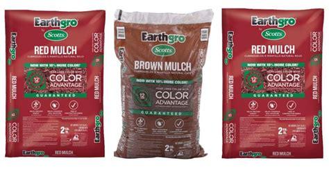 earthgro mulch gardening guide