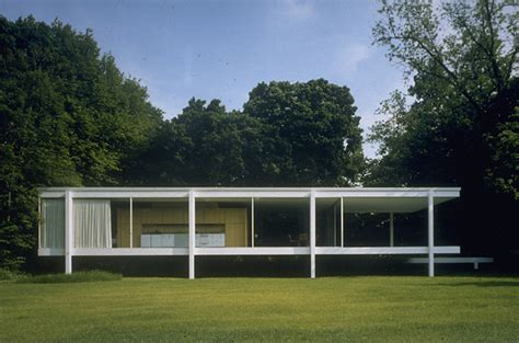 philip johnson glass house plan philip johnson s glass house photo essays time