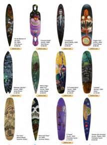 different types of longboard decks miramar longboards details