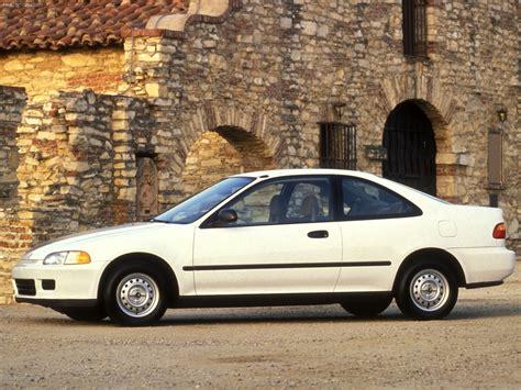 honda civic coupe 1993