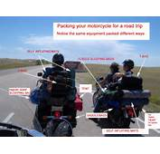 Printer Friendly Checklist For Packing Your Motorcycle A Road Trip