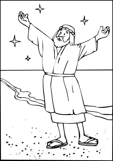 abraham sheep coloring page 20 best abraham isaac images on pinterest bible