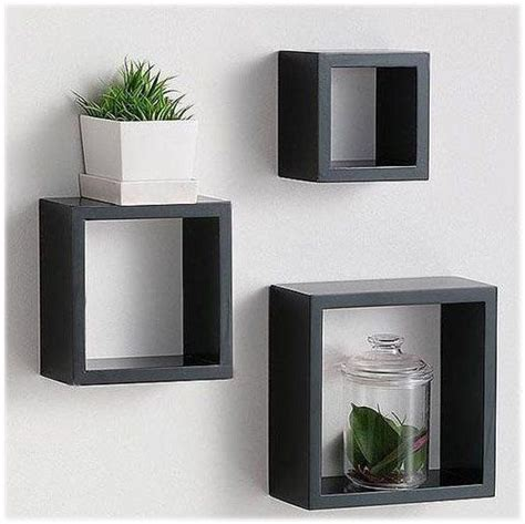 17 best images about decor floating cube shelfs on