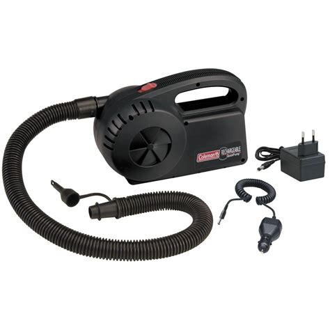 lade a batteria ricaricabile coleman rechargeable 230v 12v