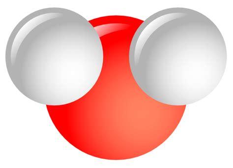 Water Molecule Clipart water molecule clip at clker vector clip