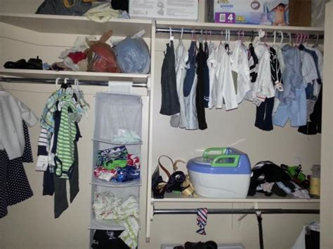 vertical closet shelf divider doityourselfcom community