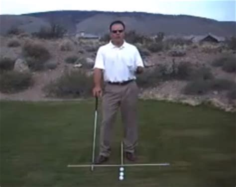 martin chuck golf swing how to hit the ball first golfdashblog accelerate your