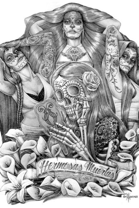 tattoo nightmares online latino 112 best images about chicano on pinterest santa muerte