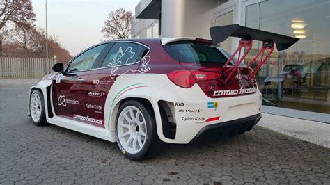 alfa romeo racing alfa romeo giulietta tcr by romeo ferraris will race in