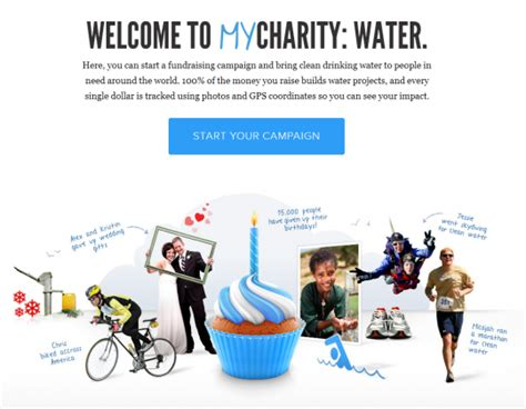 Hilary Helps Kickoff Clean Water Fundraiser by Sahel World Bank Blogs