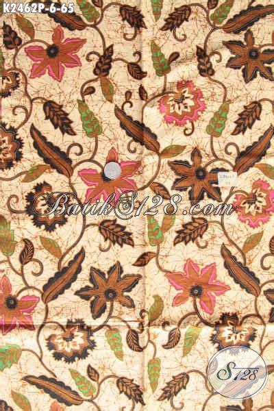 Dress Anak Erika Bunga Printing batik motif bunga proses printing kain batik halus