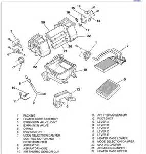 2009 mitsubishi lancer blower motor resistor location mitsubishi blower motor resistor location wiring automotive wiring diagram