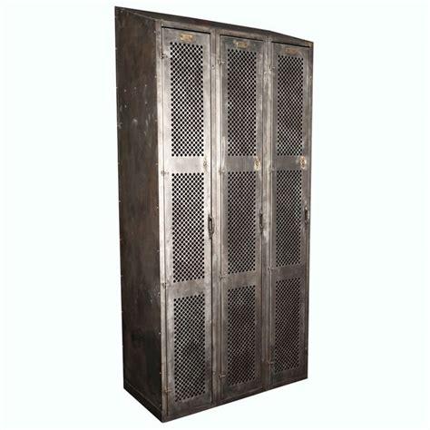 Cabinet Doors Portland Oregon City Of Portland Door Steel Locker Cabinet At 1stdibs