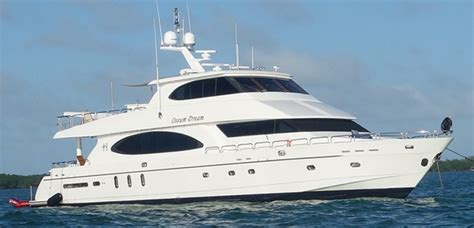 yacht dream ossum dream yacht charter price ex restless hargrave