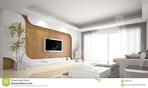 apartment design europe living room design northern europe stock illustration