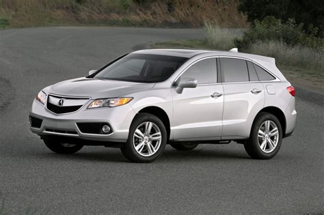 acura jeep 2013 2013 acura rdx first drive
